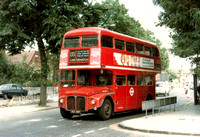 Route 135, London Transport, RM287, VLT287, Enfield