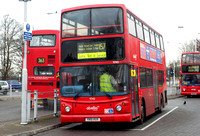 Route 157, Abellio London 9742, YN51KUX, Crystal Palace