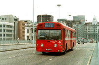 Route 513, London Transport, MBS596, AML596H, London Bridge
