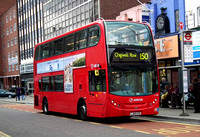 Route 150, Arriva London, T189, LJ60ATN, Ilford