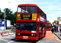 Route 87, Stagecoach London, T454, KYV454X, Romford