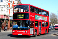 Route 115, Stagecoach London 17586, LV52HFU, Upton Park