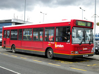 Route 573, Go Ahead London, LDP193, SN51UAF, London City Airport