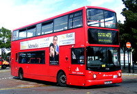 Route 473, East London ELBG 17206, V206MEV, Stratford