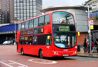 Route 188, Abellio London 9002, BX54DHK, Waterloo