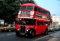 Route 47, London Transport, RT3750, NLE857