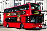 Route 23, Tower Transit, TN33199, LT52XAK, Oxford Street
