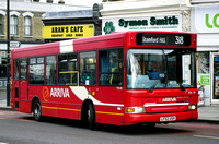 Route 318, Arriva London, PDL88, LF52USH