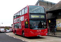 Route 179, First London, DN33558, SN58CGO, Ilford