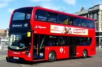 Route 498, Stagecoach London 10307, YY15OYZ