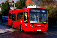 Route S4, Abellio London 8202, YY64GVR