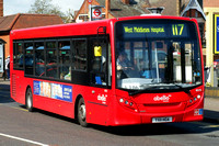 Route 117: Staines - West Middlesex Hospital