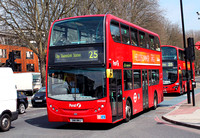 Route 25, First London, DN33621, SN11BNJ, Whitechapel