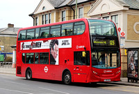 Route 125, Arriva London, T277, LJ61LHX, Finchley