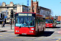 Route 255, Arriva London, DWL4, Y804DGT, Streatham