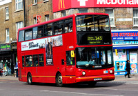 Route 243, Arriva London, DLA274, Y474UGC, Tottenham