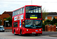 Route 647, Arriva London, VLA133, LJ05GPY