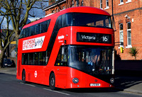 Route 16, Metroline, LT641, LTZ1641, Cricklewood