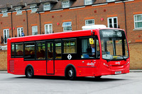 Route 481, Abellio London 8123, YX13EHK, West Middlesex Hospital