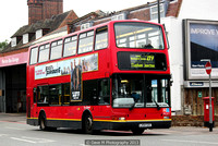 Route 219, Go Ahead London, PVL411, LX54GZC, Colliers Wood