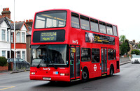 Route U4, First London, TN33336, LK03UFR, Hayes