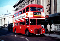 Route 15B, East London Buses, RML2670, SMK670F, Charing Cross