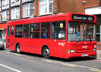 Route 434, Abellio London 8037, BU05HFX, Purley