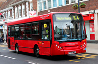 Route K4, London United RATP, SDE1, YX08MFO, Kingston