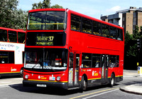 Route 37, London Central, AVL33, V133LGC, Putney Heath