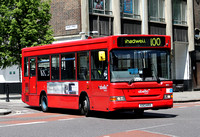 Route 100, Abellio London 8053, X313KRX, Elephant & Castle