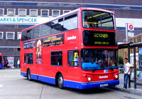 Route 189, Metroline, TA99, T199CLO, Brent Cross