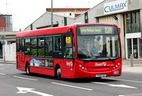 Route 228, First London, DML44065, YX58FOP, White City