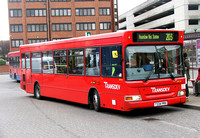 Route 203, Transdev, DP34, T334PRH, Staines