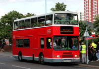 London United, VA49, R949YOV, Concert Shuttle, Twickenham
