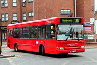 Route 371, London United RATP, DPS727, SN55DVW, Kingston