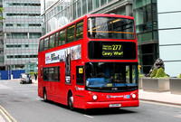 Route 277, Stagecoach London 17785, LX03BVY, Canary Wharf