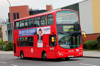 Route 31, First London, VNW32368, LK04HYS, White City