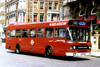 Route 503: South Kensington - Moorgate [Withdrawn]