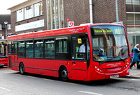 Route 116, London United RATP, DE19, YX58DUV, Hounslow