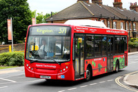 Route 371, London United RATP, HDE1, SN09CHC, Richmond