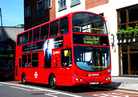 Route 264, Arriva London, DW95, VLT295, Croydon