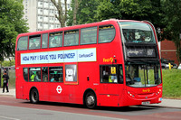 Route 607, First London, DN33514, LK08FMX, Ealing Hospital