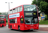 Route 92, First London, DN33764, SN12EHR, Ealing Hospital
