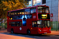 London United, TA214, SN51SYT, Concert Shuttle, Twickenham