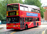 Route 10, First London, VFL1258, LT52WWD, Euston