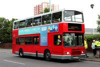 London United, VA8, N138YRW, Concert Shuttle, Twickenham