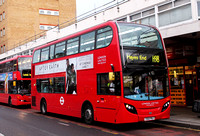Route H98, London United RATP, ADE3, YX12FNJ, Hounslow