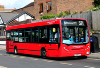 Route 371, London United RATP, DE29, YX09HJZ, Richmond