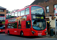 Route 640, Arriva The Shires 6101, KX59AEF, South Harrow Stn