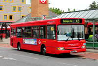 Route K3, London United RATP, DPS722, SN55HLC, Kingston